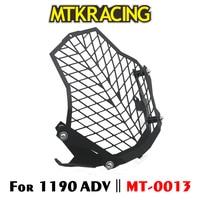 FOR KTM 1190R 1190 Adventure 1290 1050ADV 1090ADV 1290S ADV 1190ADV modification Headlight Grille Guard Cover Protector