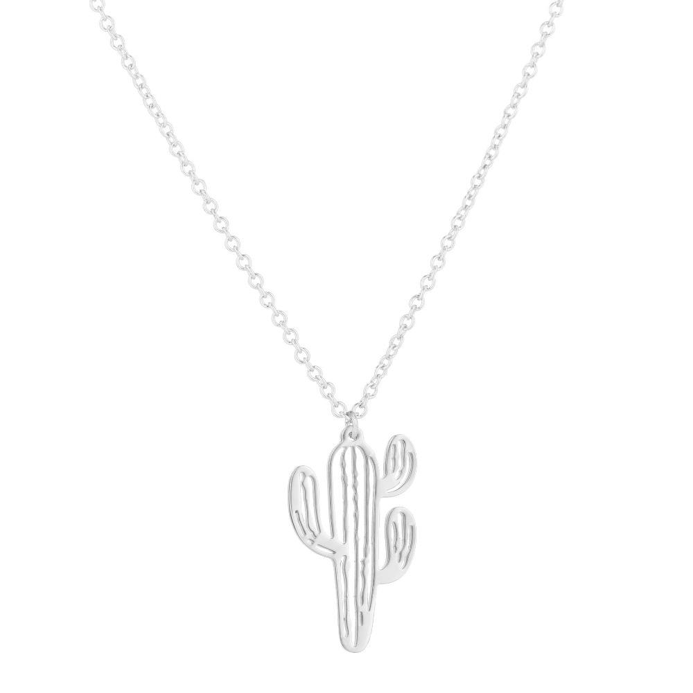 5-Daisies-Cactus-Decor-Decoration-Necklace-Women-Plant-Necklaces-Pendants-Choker-Bijoux