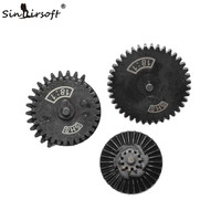SHS 18 1 Original Torque Speed Gear Set For Ver 2 3 AEG Airsoft Gearbox