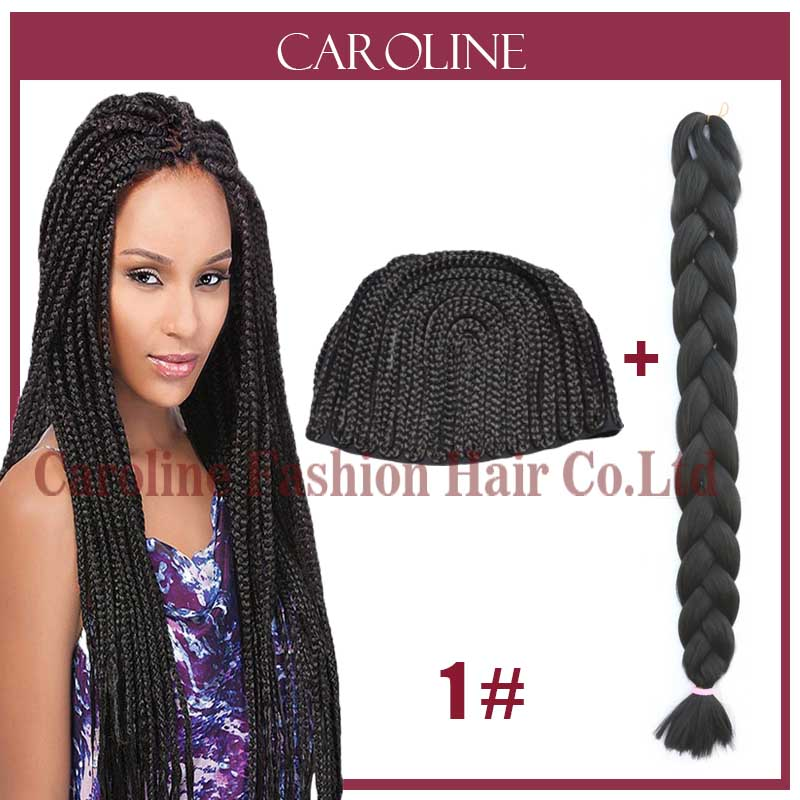 Popular single braiding buy cheap single braiding lots from china single braiding suppliers on - Crochet braids avec xpression ...