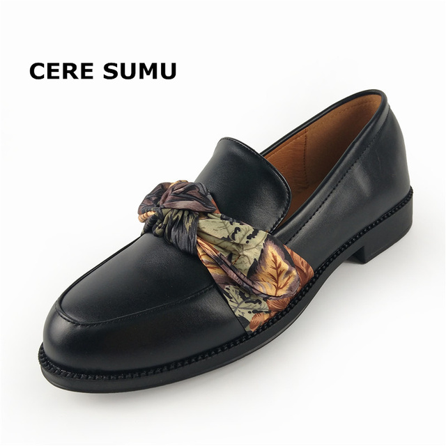 Carrés Talons Riband Chaussures En Chaussures Printemps Femmes Eté Femmes Cuir aXTzYwnY