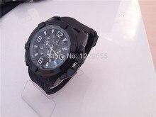 2014 Recién Llegado de V6 Moda Deportes Ventas Locas 5 CM Grande cara Profundidad de deportes al aire libre impermeable reloj Reloj de Los Hombres Envío de La Gota
