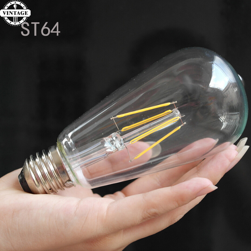Lightinbox 220V 2W 4W 6W E27 Energy Saving Lamp Replace