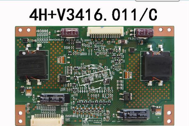 T-con V341-101 4 H + V3416.011/C fuente de alimentación de la placa lógica PARA LA PANTALLA LED
