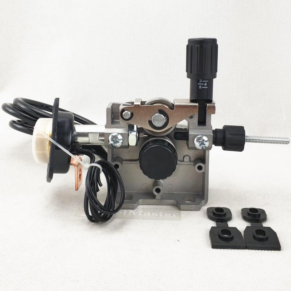 Wire Feeder DC 12V Welding Wire Feeding Assembly for Mig/MAG Welder Welding Machine