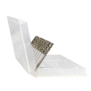 Image 4 - 1XCAN 10pcs 3mm Shank זוגי Cut טונגסטן קרביד רוטרי Burr סטים עבור Dremel רוטרי כלים רוטרי קובץ