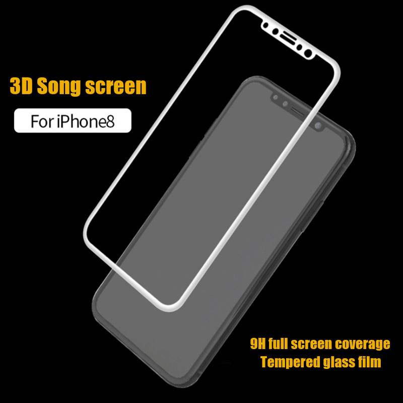 For Iphone 8 tempered glass (6)