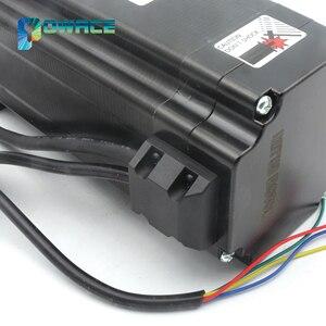 Image 5 - [EU & RU Trasporto IVA] 12N.m Nema34 154 millimetri a circuito Chiuso Servo Motore 6A e 2HSS86H Hybrid Passo servo Driver di CNC Controller 8A