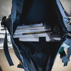 Image 5 - レトロユニセックスバックパック大容量puレザー高品質bagpack観光ユース多機能バッグイングランドスタイル