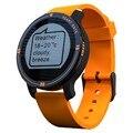 Ip67 a prueba de agua caliente 2017 nueva pulsera hombres deporte podómetro smartwatch smart watch con monitor de ritmo cardíaco de apoyo de natación
