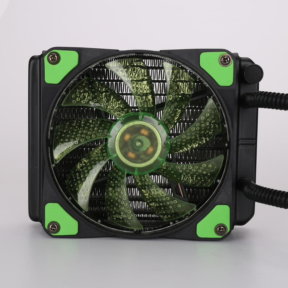 CPU fan Computer cooler water cooling  PC processador 775 1156 1150 1366 AM2 AM3 Full seat computer cooler radiator with heatsink heatpipe cooling fan for hd6970 hd6950 grahics card vga cooler
