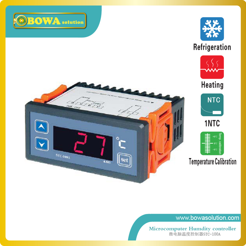 Microcomputer Temperature Controllers for small heating equipments  цены