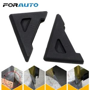 FORAUTO 2 шт., защита для углов автомобильных дверей, защита от царапин, Силиконовая Защита от царапин, автостайлинг