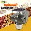 Dulong DL-ZYJ05 prensa de aceite de la máquina automática de la prensa aceite de semillas, frutos secos...