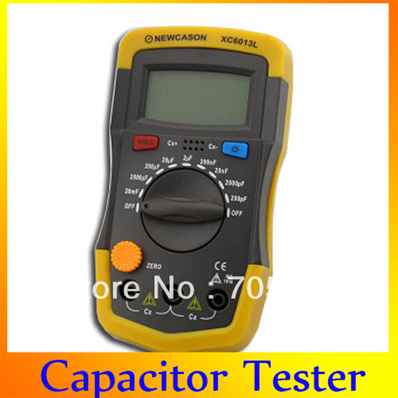 New Arrival Good Xc6013l Capacitance Capacitor Tester Meter In Circuit
