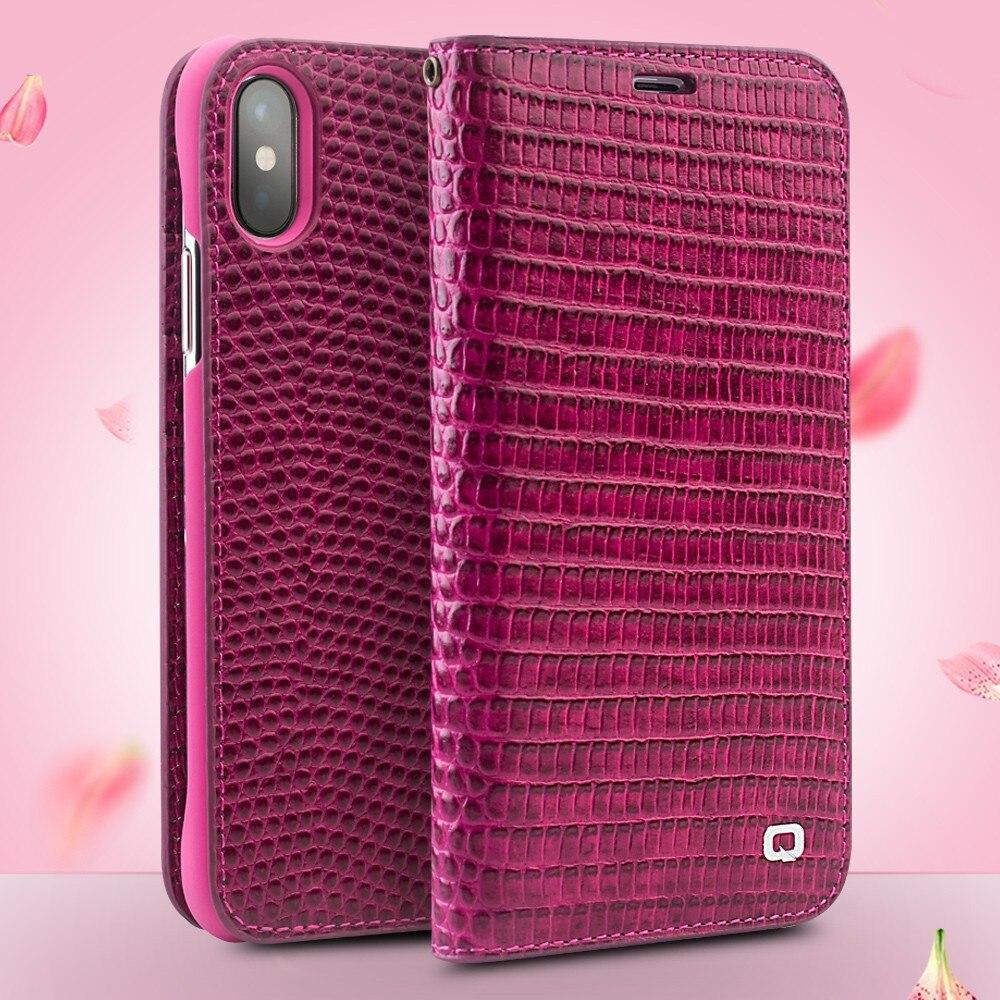 2018 mode nouveau téléphone Anti-coup pour Iphone X 6 6 s Plus 7 8 véritable luxe femmes couverture 4.7/5.5 pouces