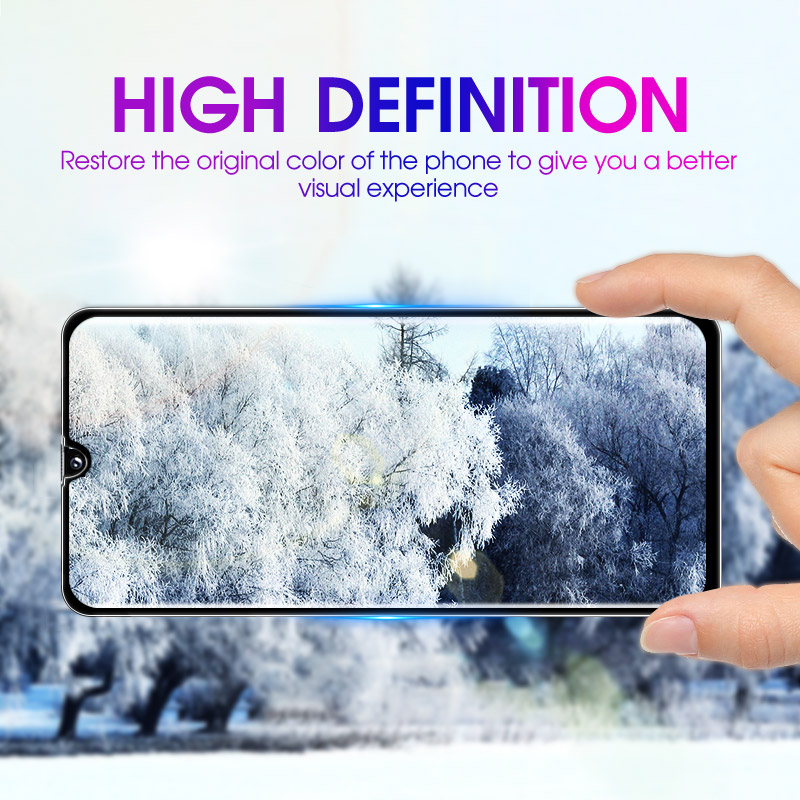 Image 5 - Полное покрытие из закаленного стекла для samsung Galaxy A20 E A40 M40 M30 M20 M10 полное покрытие защита экрана A20e A 20e 40 M 40 30 20 10-in Защитные стёкла и плёнки from Мобильные телефоны и телекоммуникации