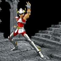 Myth Cloth Anime Figure Model Saint Seiya Pegasus Tenma V1 Metal Armor Action Figures Collections Gifts