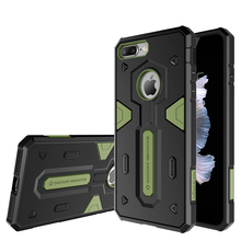 Shockproof Armour Phone Case For iPhone 6 6 s plus 7 7 plus and iPhone 8 X