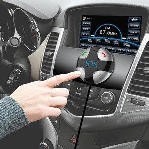 Bluetooth 4.2 Wireless Car FM