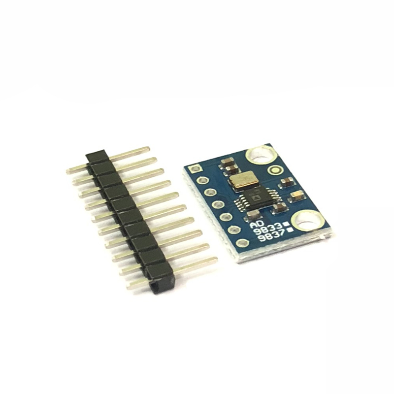 10PCS AD9833 Programmable Microprocessors Serial Interface Module Sine Square Wave DDS Signal Module GY 9833 Module