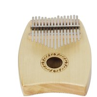 15 Key Kalimba Solid Spruce Wood Thumb Finger Piano Mini Keyboard Instrument Kalimba Piano