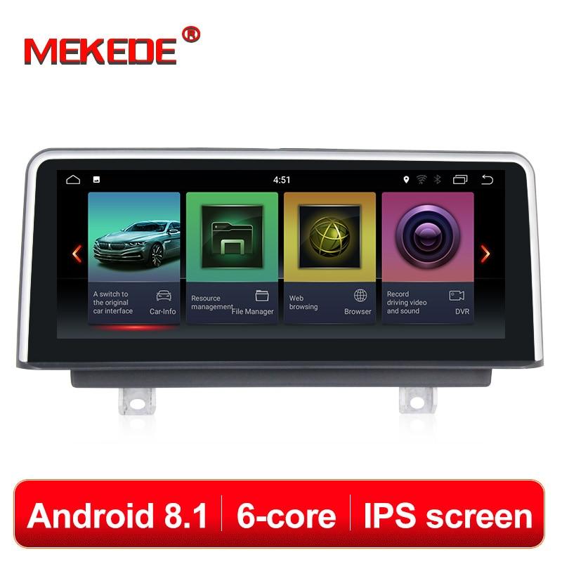 PX6 Android 8.1 jogador do carro dvd para BMW F30/F31/F34/F20/F21/F32/ f33/F36 NBT original autoradio sistema de navegação gps multimídia