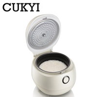 CUKYI Household 3.0L Mini Electric Multifunctional Rice cooker Intelligent electric rice cooker with reservation Cake/Porridge