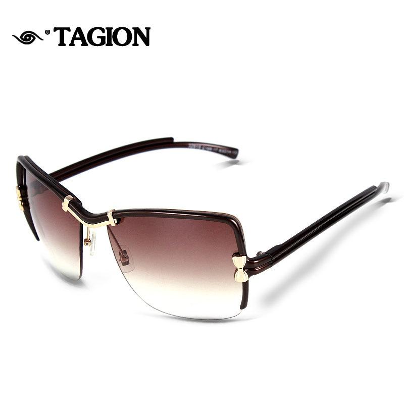 2015 Jaunas ierašanās saulesbrilles Sieviešu zīmola dizainers Augstas kvalitātes zemākā cena brilles Vintage puse rāmis ar Bowknot Eyewear 2172