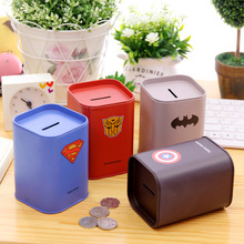 Colorful Mini Tea Box Sealed Jar Packing Boxes Jewelry, Candy Box Small Storage Boxes Cans Coin Earrings Headphones Gift Box -30