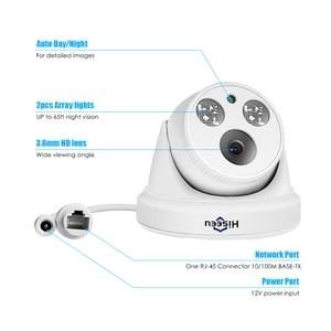 Image 5 - Купольная IP камера Hiseeu, 2 МП, 1080P, с функцией ночного видения