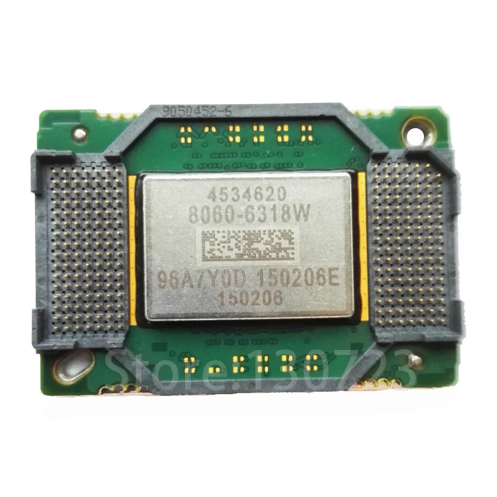 Quality 100 8060 6318W 8060 6318 8060 6318W big DMD chip for projectors projection