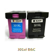 Vilaxh For HP301xl compatible Ink Cartridges HP 301 301xl for hp 3050 CH563EE CH564EE 1050 2050 2050s 1000 printer