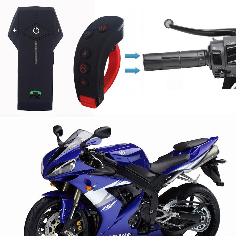 2017 Naujausias nuotolinio valdymo pultas + motociklų šalmas - Motociklų priedai ir dalys - Nuotrauka 5
