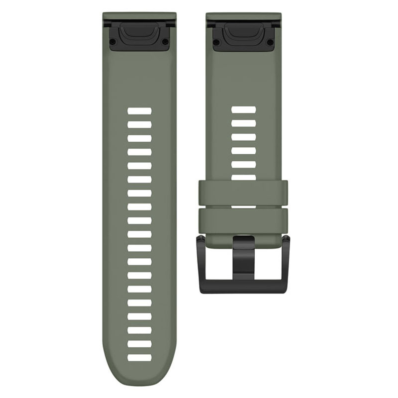 Newly Soft Silicone Watch Strap Band for Garmin Fenix 5X/Fenix 3/Fenix 3 HR fenix mc11 2014