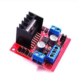 Image 4 - 10Pcs L298 Motor Driver Board Module Stappenmotor Robot Auto L298N Peltier High Power Breadboard Voor Arduino Motor Driver