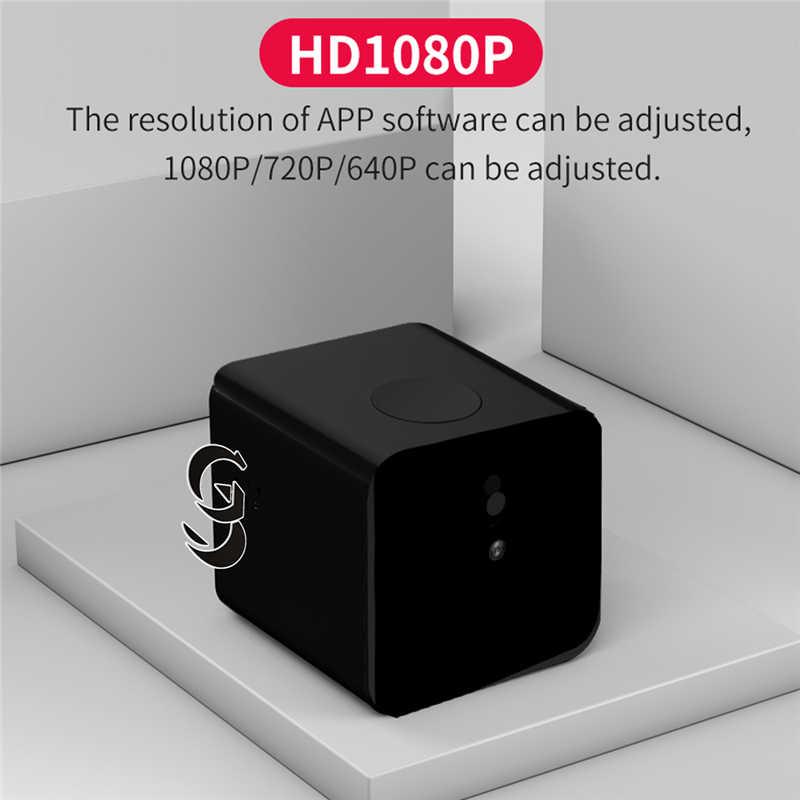 HD мини Wi Fi камера Малый Cam 1080 P сенсор ночное видение видеокамера микровидеокамера DVR DV регистратор движения Беспроводной IP
