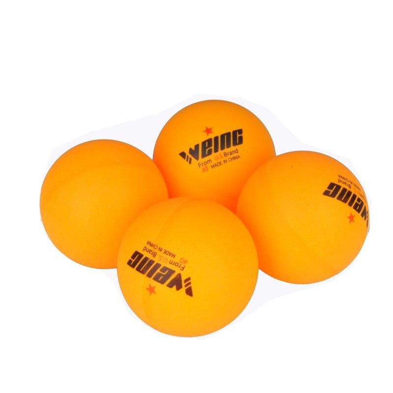 1 Bintang Kuning atau Putih Pingpong Bola Bola 36pcs Setiap Box TT - Raket