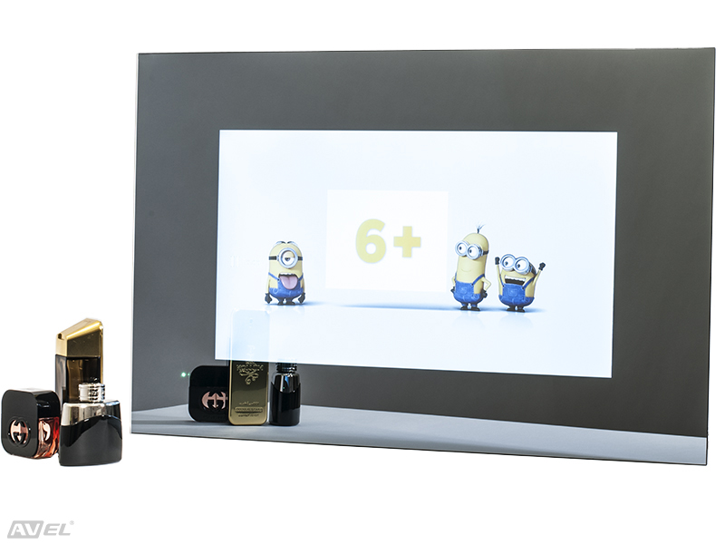21.5 waterproof Mirror TV for Bathroom, Digital tuner DVB-T/T2 (Freeview), AVS220FS. Free shipping. 26 with smart kits bathroom tv waterproof tv avis avs260f dvb t dvb t2 dvb s2 dvb c free shipping