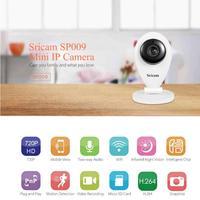 Sricam IP Wireless Camera Mini WiFi HD Camera Diy Kit Home Alarm Security Camera Baby Monitor
