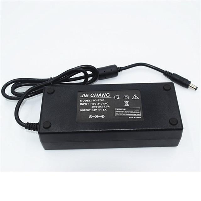 32VDC נהג, 160 w 32 v 5A AC/DC מתאם מתח, 100 240Vac קלט 5.5*2.5/5.5*2.1 dc החוצה לשים שנאי, 32 v אספקת חשמל