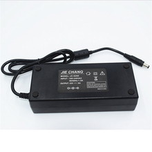 32VDC driver, 160 w 32 v 5A AC/DC power adapter, 100 240Vac ingang 5.5*2.5/5.5*2.1 dc out zet transformator, 32 v voeding
