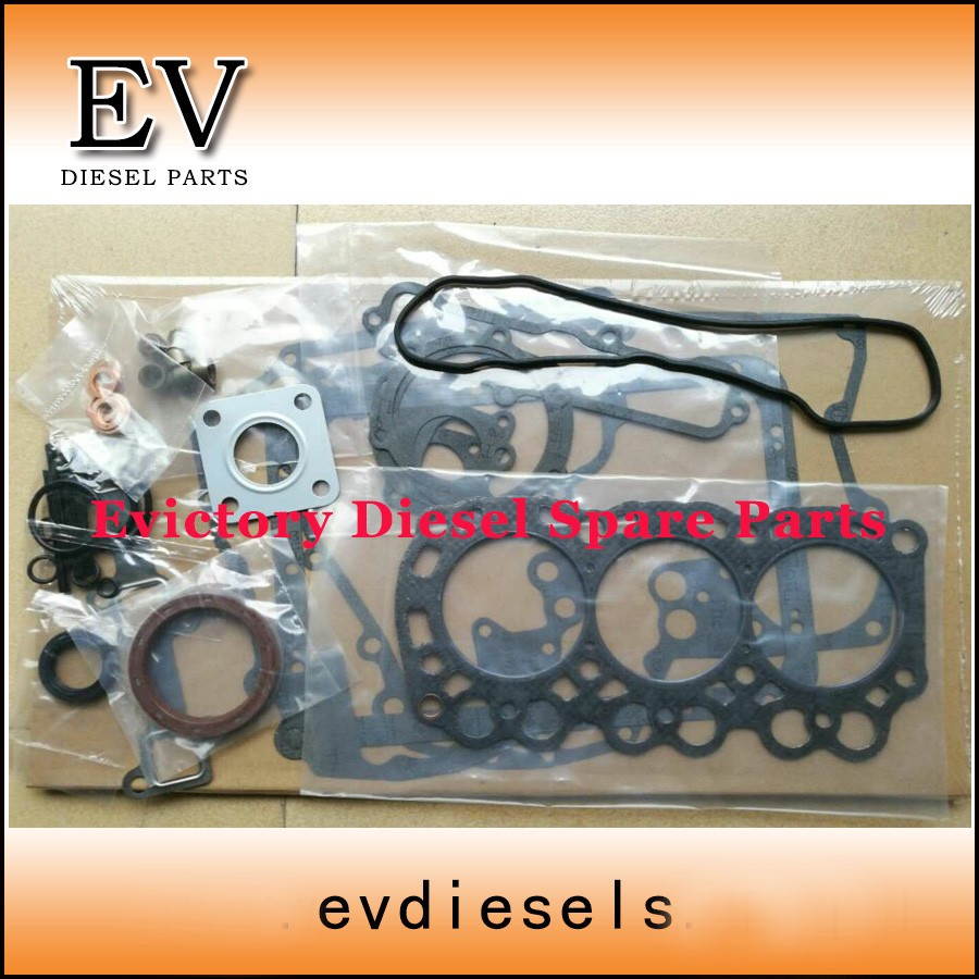 For Mitsubhshi Engine L3E Full Cylinder Head Gasket Kit