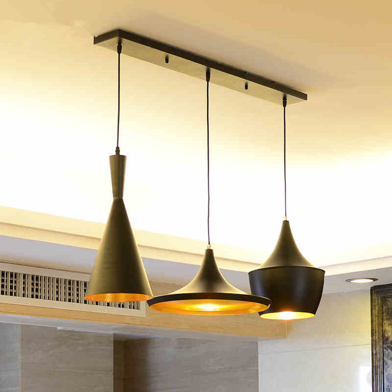Modern Pendant Light Kitchen Fixture Pcset Beat Hanging Lamp - Kitchen light fixture sets