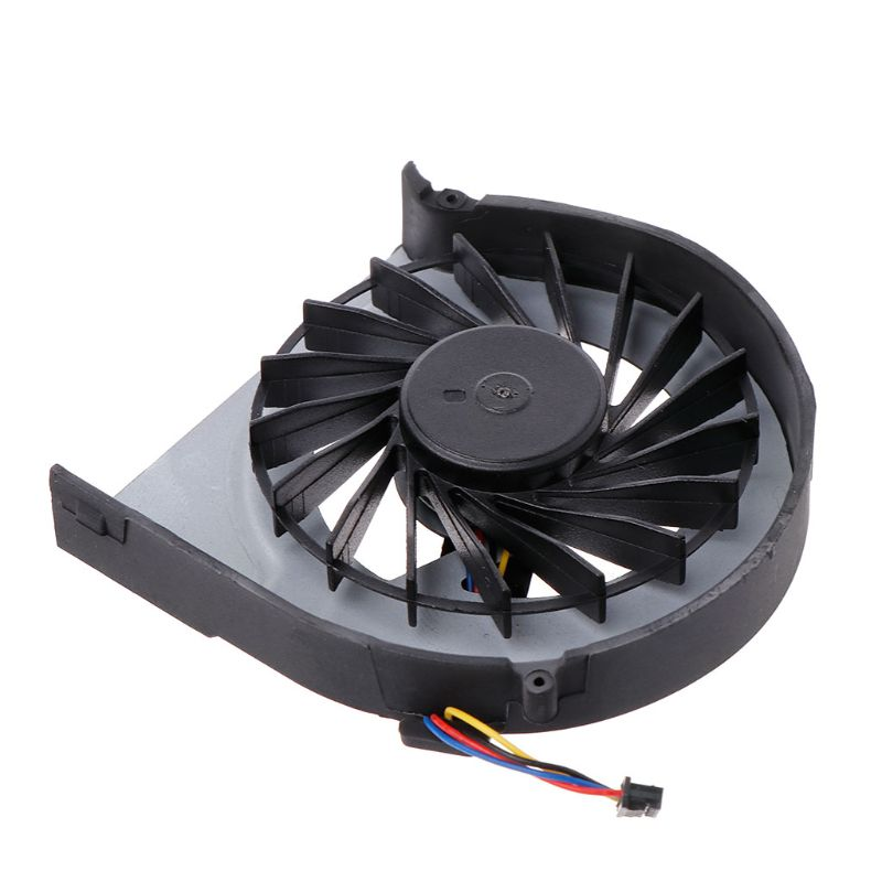 Cooling Fan Laptop CPU <font><b>Cooler</b></font> 4 Pins Computer Replacement <font><b>5V</b></font> 0.5A for HP Pavilion G4-2000 G6-2000 G6-2100 G6-2200 G7-200 image