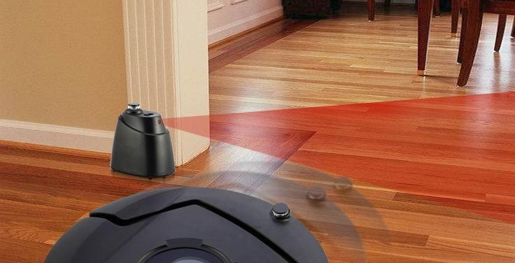 multifunctional robot vacuum cleaner (Sweep,Vacuum,Mop,Sterilize),automatic recharging,Schedule Work,Virtual Wall