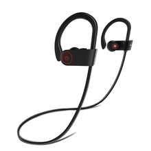 ALWUP Bluetooth headphones IPX4 waterproof wi-fi headphone sports activities bass bluetooth earphone with mic for cellphone iPhone xiaomi