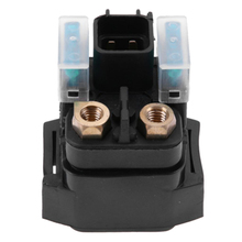 все цены на Black Rubber Motors Starter Relay Solenoid Switches Fit For Suzuki VL1500 GSXR600 GSXR600F Easy to install онлайн