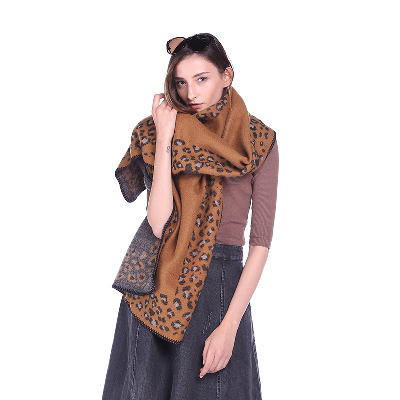 MEICHE Spring Scarf Tortoise sacrf Warm Winter scarf Soft Womens scarfs Fashionable Shawl
