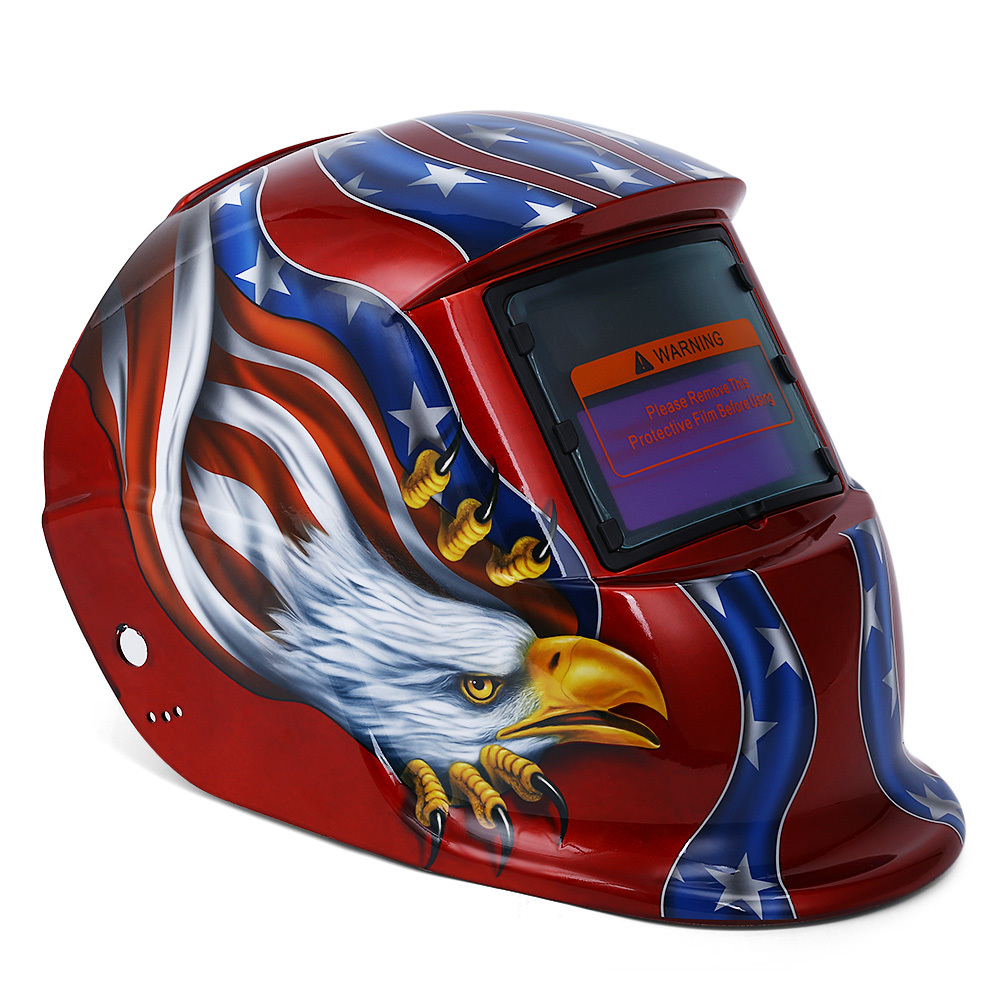 Solar Energy Automatic Darkening Electrical Welding Helmet Skull Mask Eyes Protective Helmet Masks MIG MMA Welder Welding Helmet magellan magellan настольная игра мафия люкс